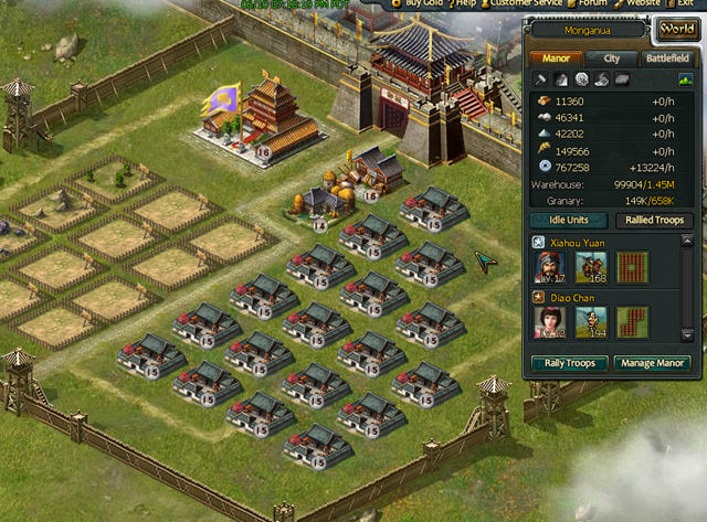 Clash Of Kingdoms Onlinesgamestips Part 3