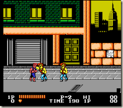 Double Dragon NES Screenshot1 thumb Old School – Double Dragon Trilogy