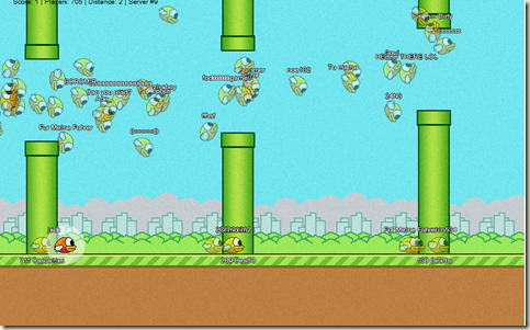 image4 60 Flappy Bird clones a day keep the doctor away